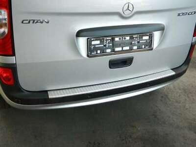 JMS Ladekantenschutz Alu Inox passend für Mercedes Citan W415
