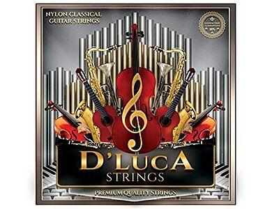 Купить D'Luca Nylon Classical Guitar Strings 6 Pcs Set