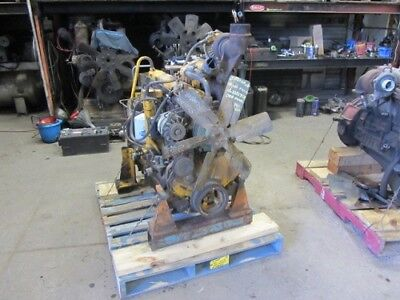 John Deere 6404t L Diesel Engine 141hp All Complete And Run Tested