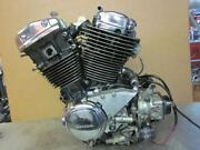 Honda Shadow 750 Engine