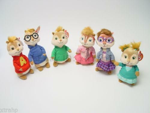 The alvin and the chipmunks plush toys at target understood not