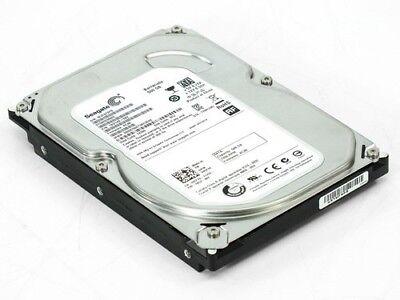 """500 GB Seagate 3.5"""" Desktop Hard Drive 7200 RPM Best HDD W/ Windows 10 PRO 64bit"""
