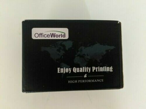 Office World 252XL High Yield Sealed Yellow Magenta Ink Cart