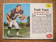1962 Post Football
