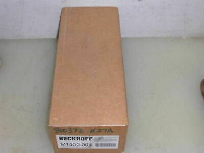 Beckhoff M1400.004 Bus Coupler New In Box