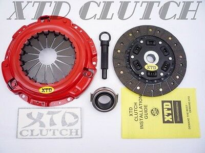 XTD STAGE 2 CLUTCH KIT PRELUDE ACCORD H22 H23 F22 F23