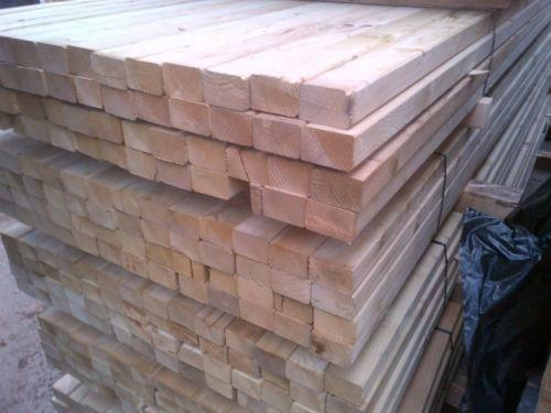 Tanalised timber 3 x 2 ebay for Tanalised timber decking