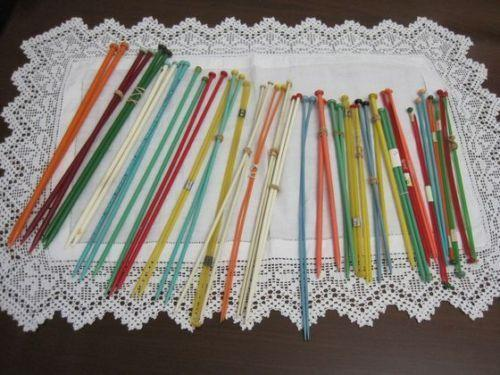 Vintage Knitting Needles : Vintage knitting needles ebay
