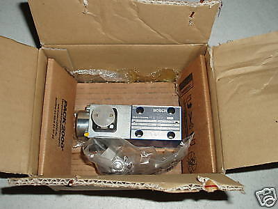 Bosch Hydraulic Valve Ng6 Proportional Relief Model 0811-402-030