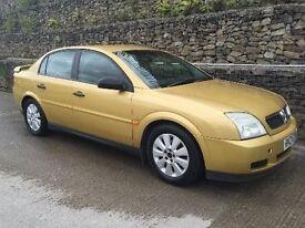 Vauxhall/Opel Vectra 2.0DTi 16v 2003MY SXi