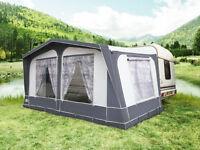 Sherwood Size 875 Caravan Awning