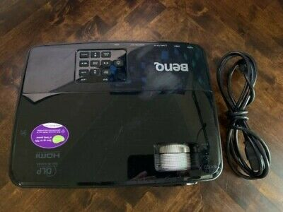 BenQ MS521 Projector 3000lumens 1080p13,000:1Contrast Tested Good picture USED