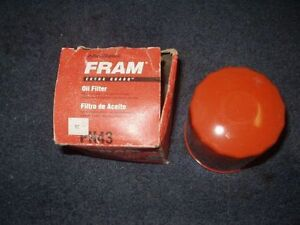 FRAM PH43 OIL FILTER BRAND NEW