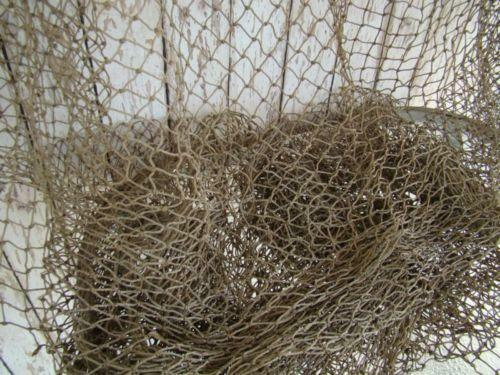 Used fishing net ebay for Fishing net for sale