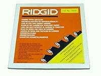 Ridgid carbon tipped saw blades