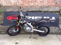 Rieju Marathon PRO 125 by Inta Motorcycle Services, Maidstone, Kent