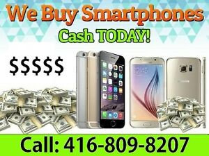 TOP ♦ Cash ♦ For ♦ Your ♦ iPhone 5, 5s, 6♦ AND SAMSUNG S6, S7!