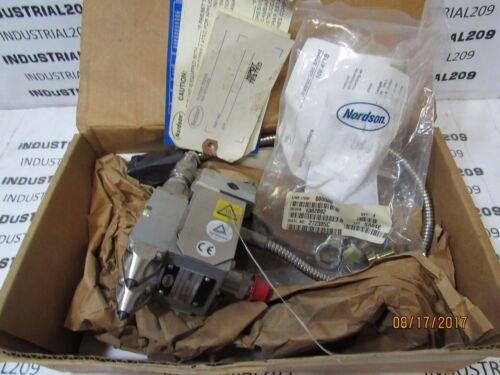 NORDSON H202-Z12-QD DUAL ASSY GLUE GUN NEW IN BOX