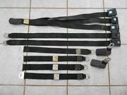 69 Chevelle Seat Belts