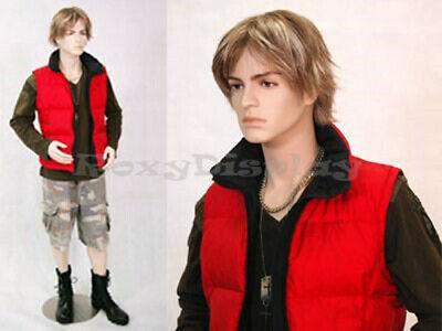 Male Mannequin Male Mannequin Teenager Style Young And Handsome Md-steve