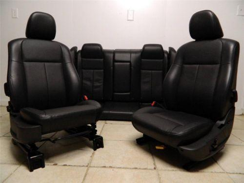 Dodge Charger Seats Ebay