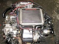 Toyota 3SGTE JDM engines and transmissions