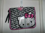 Black Hello Kitty Backpack