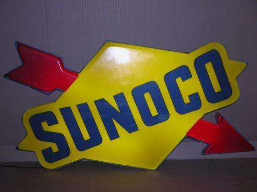 Sunoco Sign | eBay