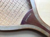Antique Tennis Racket