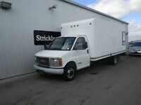 2000 GMC COMMERCIAL VAN