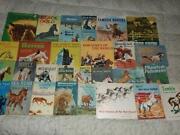 Vintage Horse Books