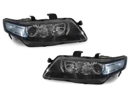 TSX Depo Headlights EBay - 2006 acura tsx headlights
