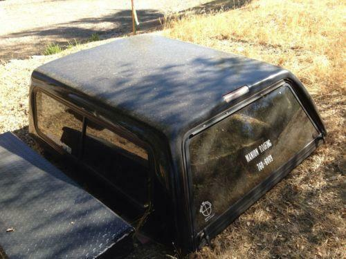 Ford Camper Shell Car Amp Truck Parts Ebay