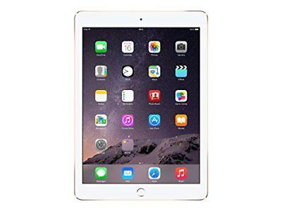 """Apple iPad Air 2 9.7"""" Tablet - 16GB - Wi-Fi - Gold (MH0W2LL/A)"""