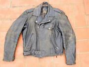 Vintage Horsehide Jacket