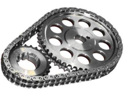 JP TIMING CHAIN & GEAR SET - DOUBLE ROW - HOLDEN 253-304-308