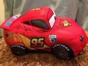 Lightning McQueen Plush