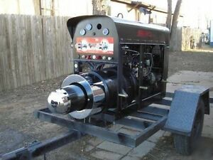 WANTED: old engine driven welders