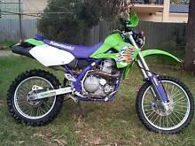 1997 KLX 650 Jerrys Plains Singleton Area Preview