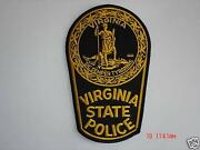 US Police Patches