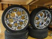 5x115 Wheels and Tires