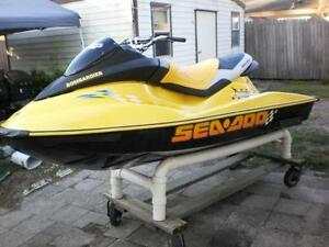 Cheap Used Jet Skis For Sale >> Jet Skis Yamaha Kawasaki Stand Up Parts Ebay