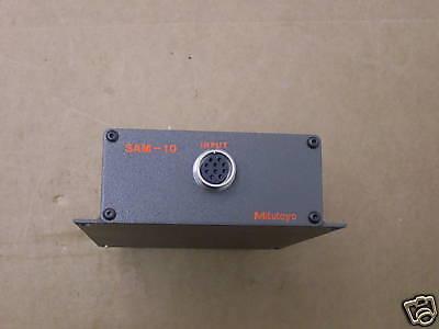 Mitutoyo Linear Scale Sam-10 Sam10 982-529-1 9825291