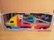 Wader Truck