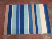 CHEZ-TOI NEW STRIPES RUG - 160 x 230 cm ONLY £20 !!!!
