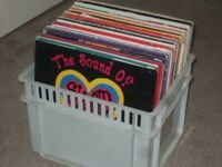 """100 x 12"""" Old Skool Vinyl Records Collection.. late 80s - early 90s"""