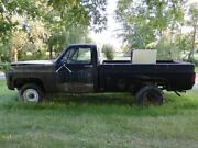 Chevy 3/4 Ton Truck