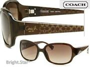 Coach Sunglasses Brown