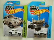 Hot Wheels Mars Rover