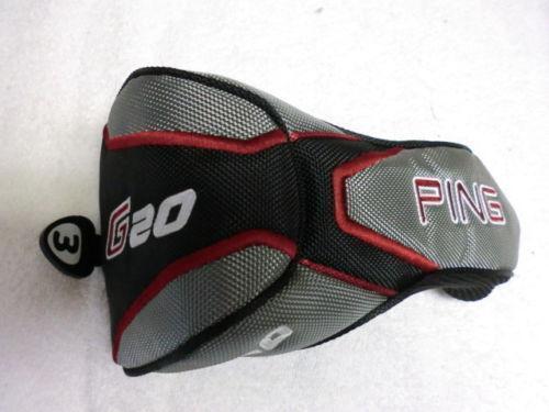 Ping G20 3 Wood Headcover Ebay
